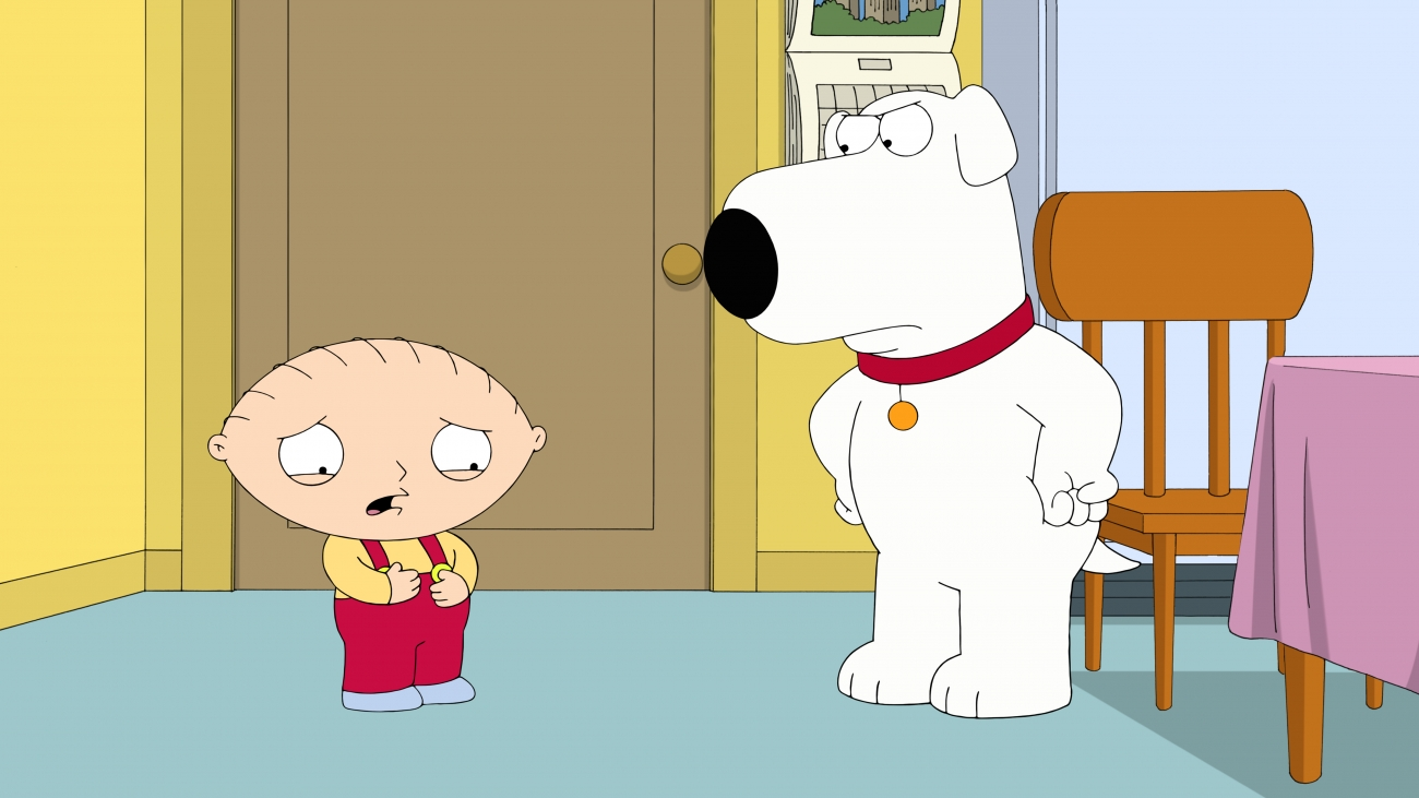 I have the power stewie